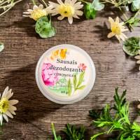 Dezodorants - citronzāle